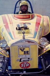 Reggie Jackson in his race car, C. 1979. © 1979 Gunther - Image 11910_2