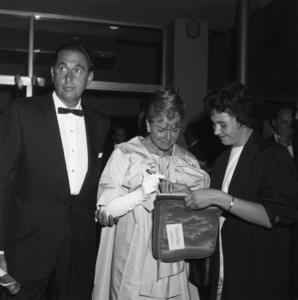 """Pillow Talk"" (Premiere)Marty Melcher, Doris Day1959© 1978 David Sutton - Image 1191_0002"