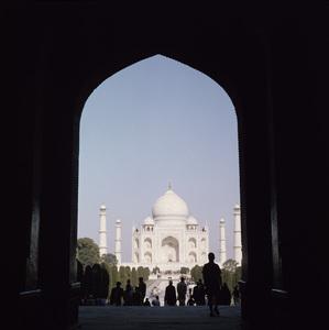 The Taj Mahal in Agra, Indiacirca 1950s© 1978 Wallace Seawell - Image 1192_0056