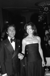 "Valentino, Jacqueline Kennedy-Onassis ""Kennedy Benefit For Special Olympics,"" 1976 (c) 1978 Gunther - Image 11936_0008"