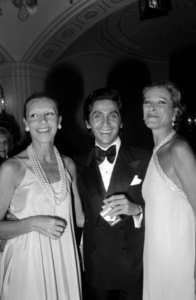 """Valentino """"Kennedy Benefit For Special Olympics,"""" 1976 (c) 1978 Gunther - Image 11936_0009"""