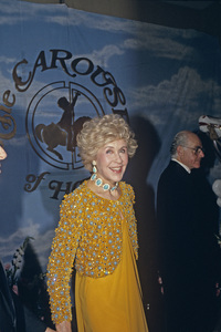 """""""Carousel of Hope Ball""""Betsy Bloomingdale1990© 1990 Gunther - Image 11937_0033"""