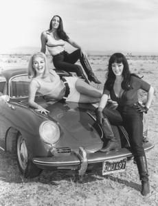 """Faster, Pussycat! Kill! Kill!""Lori Williams, Haji, Tura Satana1965 Strand - Image 11950_0002"