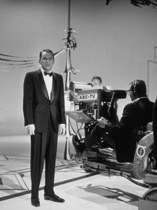 """The Frank Sinatra Timex Show"" (Bing Crosby and Dean Martin Present High Hopes) Frank Sinatra 1959 © 1978 Gene Howard - Image 1198_0002"
