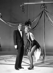 """The Frank Sinatra Timex Show"" (Bing Crosby and Dean Martin Present High Hopes) Frank Sinatra, Mitzi Gaynor 1959 © 1978 Gene Howard - Image 1198_0003"