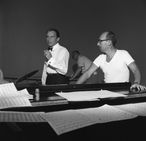 """The Frank Sinatra Timex Show"" (Bing Crosby and Dean Martin Present High Hopes)Frank Sinatra, Sammy Cahn1959 © 1978 Gene Howard - Image 1198_0005"