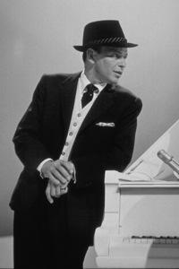 """The Frank Sinatra Timex Show"" (Bing Crosby and Dean Martin Present High Hopes) Frank Sinatra 1959 © 1978 Gene Howard - Image 1198_0009"