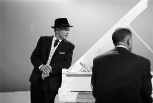 """The Frank Sinatra Timex Show"" (Bing Crosby and Dean Martin Present High Hopes) Frank Sinatra 1959 © 1978 Gene Howard - Image 1198_0009a"