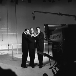 """The Frank Sinatra Timex Show"" (Bing Crosby and Dean Martin Present High Hopes)Frank Sinatra, Bing Crosby, Dean Martin1959 © 1978 Gene Howard - Image 1198_0020"