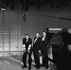 """The Frank Sinatra Timex Show"" (Bing Crosby and Dean Martin Present High Hopes)Frank Sinatra, Bing Crosby, Dean Martin1959 © 1978 Gene Howard - Image 1198_0027"