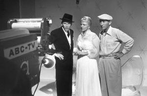 """The Frank Sinatra Timex Show"" (Bing Crosby and Dean Martin Present High Hopes) Frank Sinatra, Peggy Lee, Bing Crosby 1959 © 1978 Gene Howard - Image 1198_0029"