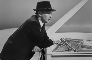 """The Frank Sinatra Timex Show"" (Bing Crosby and Dean Martin Present High Hopes) Frank Sinatra 1959 © 1978 Gene Howard - Image 1198_0030"