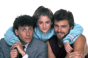 """My Two Dads""Paul Reiser, Staci Keanan, Greg Evigan1987 © 1987 Mario Casilli - Image 11983_0002"