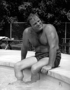 Dan Blocker, c. 1960Photo by Gerald Smith - Image 11989_0001