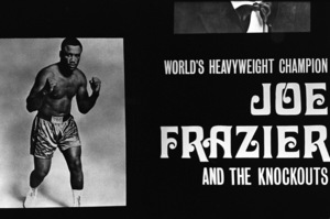 Joe Frazier performingcirca 1970s© 1978 Gunther - Image 11992_0012