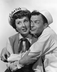 """On the Town""Betty Garrett, Frank Sinatra1949 MGM**I.V. - Image 11997_0011"