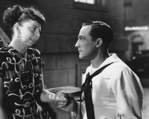 """""""On the Town""""Alice Pearce, Gene Kelly1949 MGM**I.V. - Image 11997_0020"""