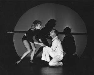 """On the Town""Vera Ellen, Gene Kelly1949 MGM**I.V. - Image 11997_0024"