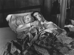 """""""The Yearling""""Gregory Peck, Claude Jarman Jr.1946 MGM / **I.V. - Image 12004_0004"""