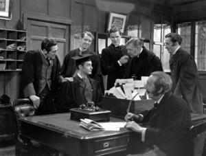 """Goodbye Mr. Chips""Robert Donat 1939 MGM**I.V. - Image 12007_0007"