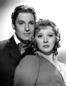 """Goodbye Mr. Chips""Robert Donat & Greer Garson1939 MGM**I.V. - Image 12007_0013"