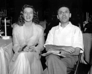 """Philadelphia Story, The""Katharine Hepburn, Director George Cukor(1940)MGM / **I.V. - Image 12011_0008"