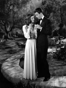 """Philadelphia Story, The""Katharine Hepburn, Jimmy Stewart(1940)MGM / **I.V. - Image 12011_0013"