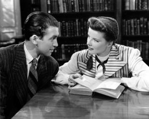 """Philadelphia Story, The""Jimmy Stewart, Katharine Hepburn(1940)MGM / **I. V. - Image 12011_0016"