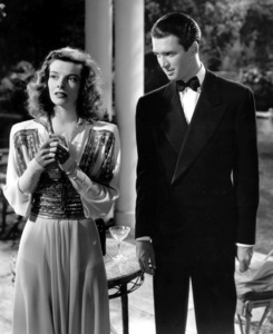 """Philadelphia Story, The""Katharine Hepburn, Jimmy Stewart(1940)MGM / **I.V. - Image 12011_0020"