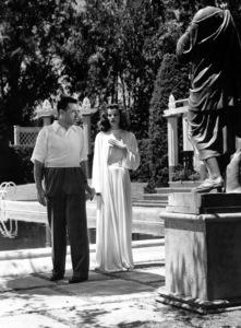 """Philadelphia Story, The""Director George Cukor, Katharine Hepburn(1940)MGM / **I.V. - Image 12011_0022"