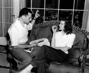 """Philadelphia Story, The""Director George Cukor, Katharine Hepburn(1940)MGM / **I.V. - Image 12011_0023"
