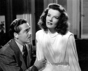 """Philadelphia Story, The""John Howard, Katharine Hepburn(1940)MGM / **I. V. - Image 12011_0025"