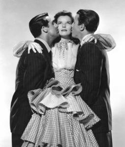 """The Philadelphia Story""Cary Grant, Katharine Hepburn,  James Stewart1940 MGM**I.V. - Image 12011_0031"