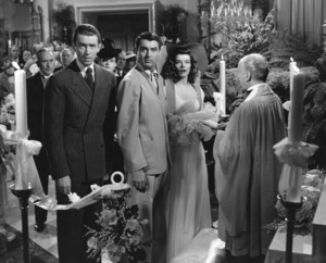 """The Philadelphia Story""James Stewart, Cary Grant, Katharine Hepburn1940 MGM**I.V. - Image 12011_0034"