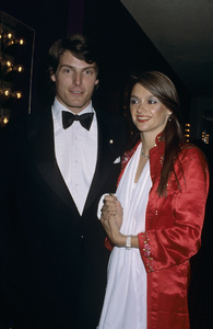 Christopher Reeve with Gae Extoncirca 1980s© 1980 Gary Lewis - Image 1202_0046