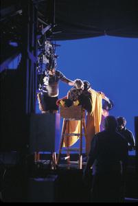 """Highway To Heaven""Michael Landon behind the scenesCirca 1985 © 1985 Gene Trindl - Image 12022_0005"