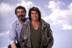 """Highway to Heaven""Victor French, Michael Landon1984 © 1984 Mario Casilli - Image 12022_0020"