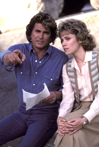 """Highway to Heaven""Michael Landon1984 © 1984 Gunther - Image 12022_0032"