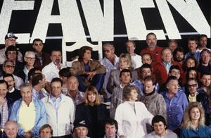"""Highway to Heaven""Victor French, Michael Landon, Kent McCraycirca 1989© 1989 Gene Trindl - Image 12022_0039"