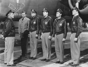 """""""Thirty Seconds Over Tokyo""""Spencer Tracy, Robert Walker, Don Defore, Van Johnson1944 MGM - Image 12029_0001"""