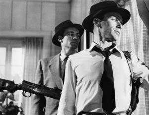 "Christopher Dark and Frank Sinatra in ""Suddenly"" 1954 United Artists ** I.V."