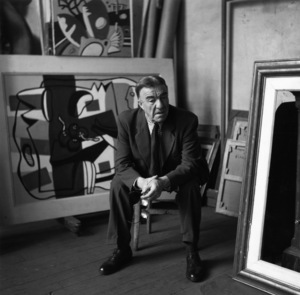 Fernand Leger in Paris1948© 1978 Sanford Roth / L.A.C.M.A. - Image 12052_0003