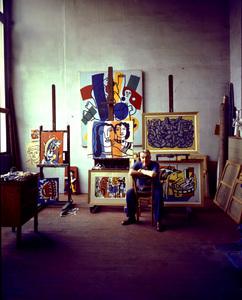 Fernand Leger1955 © 2000 Mark Shaw - Image 12052_0006