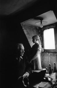 Pablo Picasso in his Paris Studio circa 1950© 1978 Sanford Roth - Image 12059_0004