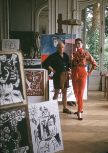 Pablo Picasso1955 © 2000 Mark Shaw - Image 12059_0015
