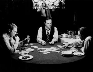 """The Cincinnati Kid""Steve McQueen 1965 MGM** I.V. - Image 12096_0002"