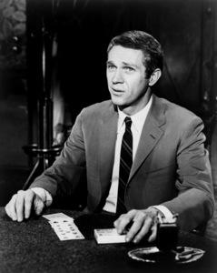 """The Cincinnati Kid""Steve McQueen 1965 MGM** I.V. - Image 12096_0006"