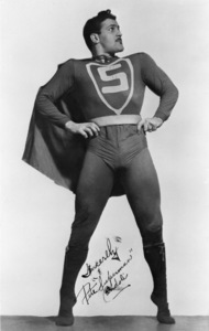"""Pete """"Superman"""" Candolicirca 1940s** Sheryl Deauville Candoli Collection - Image 12106_0002"""