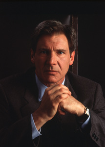 """Clear And Present Danger""Harrison Ford © 1994 ParamountPhoto by Bruce McBroom - Image 12134_0020"