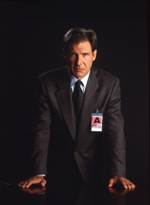 """Clear And Present Danger""Harrison Ford © 1994 ParamountPhoto by Bruce McBroom - Image 12134_0025"